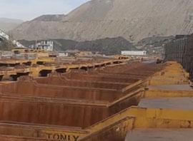 非公路矿用自卸车视频展示