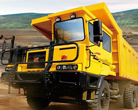 非公路矿用自卸车