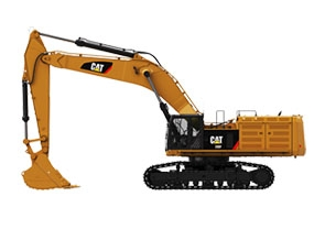 履带挖掘机