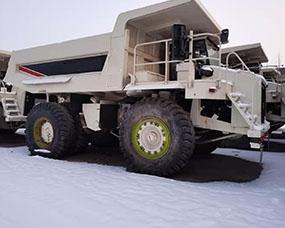 非公路电动矿用自卸车